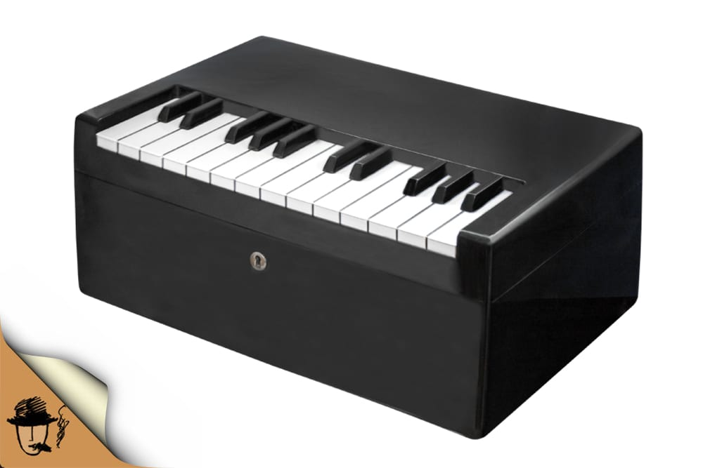 Хьюмидор Gentili Piano SV 50