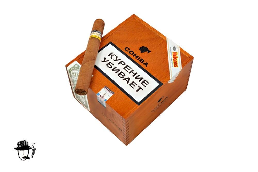 Кубинские сигары Cohiba Siglo №6 25шт.