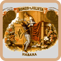 Кубинские сигары Romeo y Julieta