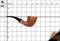 Курительная трубка Ardor Fantasy DR Freehand №1