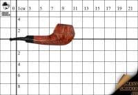Курительная трубка Big Ben BORA natural №577