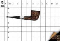 Курительная трубка Big Ben Victory Brown №212