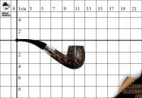 Курительная трубка Big Ben Victory Brown №340