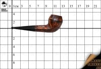 Курительная трубка Dunhill Amber Root гр.№4 2010г.