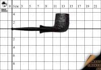 Курительная трубка Dunhill Shell Briar гр.№5
