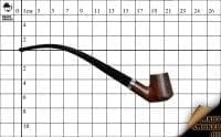 Курительная трубка Gasparini G Churchwarden #1