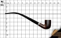 Курительная трубка Gasparini G Churchwarden #2