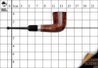 Курительная трубка Gasparini пенка Classic Dublin