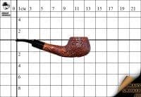 Курительная трубка L'anatra Rust Bruyere Pot