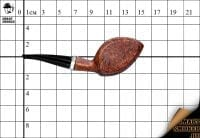 Курительная трубка Mario Pascucci PII blowfish