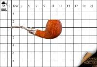 Курительная трубка Mario Pascucci PIII natural