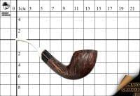 Курительная трубка Mario Pascucci q1 Bent