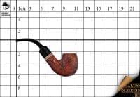 Курительная трубка Peterson Dalkey 221