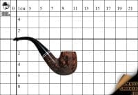 Курительная трубка Peterson Dublin 221