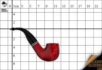Курительная трубка Peterson Killarney Red X220