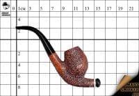 Курительная трубка Ser Jacopo R1 Maxima