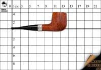 Курительная трубка Smart Smoker limited edition Fortuna Ace Pot Silver
