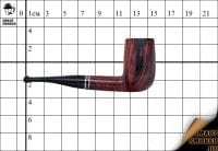 Курительная трубка Szabo Bruyere Billiard
