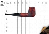 Курительная трубка Szabo Bruyere Panel Billiard