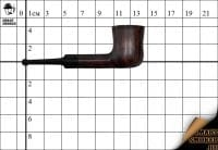 Курительная трубка Szabo Hungavr Freehand