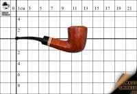 Курительная трубка Szabo Natural Pear