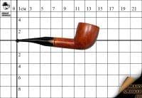 Курительная трубка Szabo Natural Pot