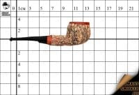 Курительная трубка Tom Spanu Бриар-Орех