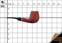 Курительная трубка Vauen Classic Red #3031