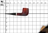 Курительная трубка Vauen Maple №3186