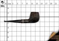Курительная трубка Vauen Rosewood №166