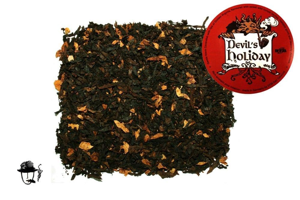 Трубочный табак Devils Holiday 50 г (Вес)