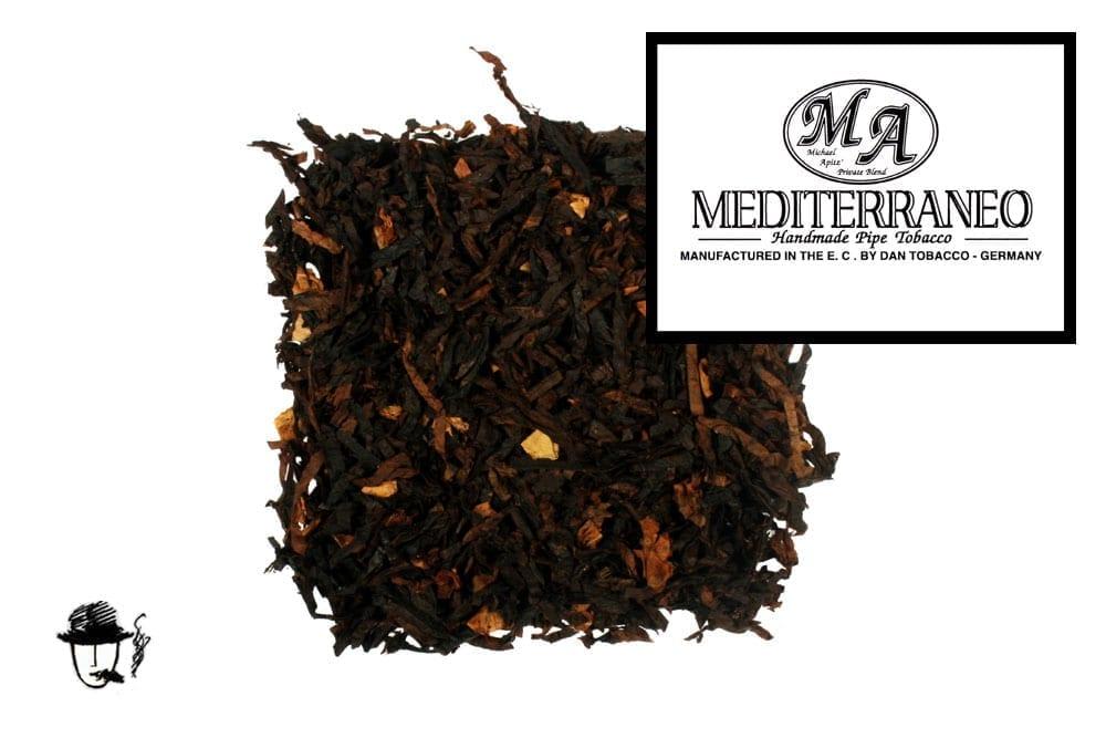 Трубочный табак Michael Apitz Mediterraneo 50 г (Вес)