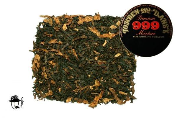 Трубочный табак Torben Dansk 999 Premium Mixture 50 г (Вес)