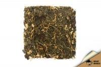 Зеленый ароматизированный чай Фруктовая Карамель Япония 50 г